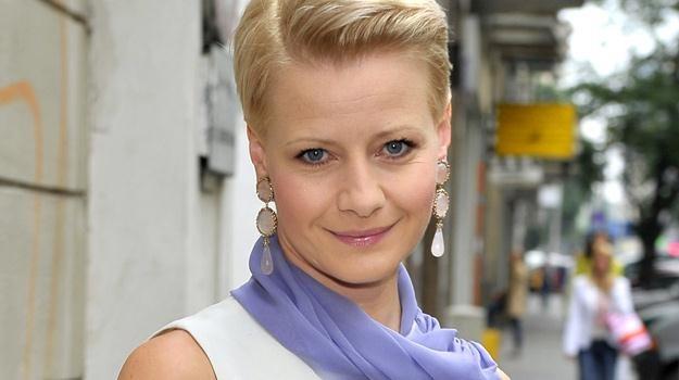 Małgorzata Kożuchowska wakacyjny wyjazd ma już za sobą / fot. Kurnikowski /AKPA