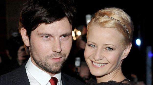 Małgorzata Kożuchowska wraz z mężem Bartkiem Wróblewskim /Agencja W. Impact