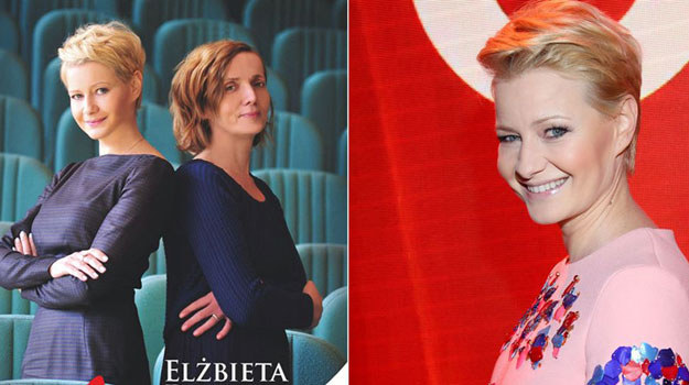 Małgorzata Kożuchowska została bohaterką... książki! /Agencja W. Impact