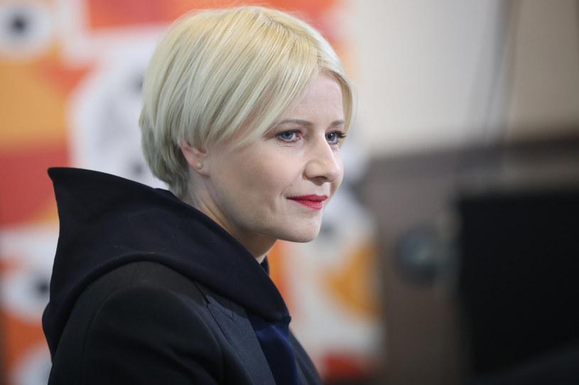 """Małgorzata Kożuchowska zyskała orgomną popularność dzięki roli w serialu """"M jak miłość"""" /Beata Zawrzel /East News"""