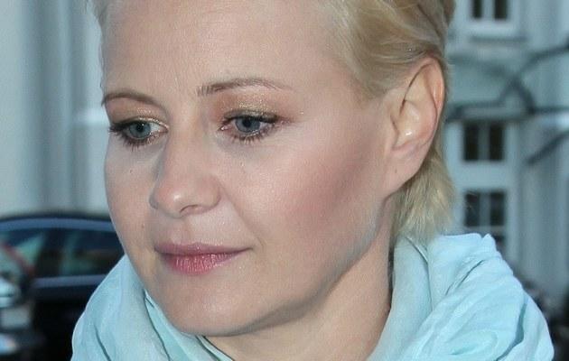 Małgorzata Kożuchowska /- /MWMedia