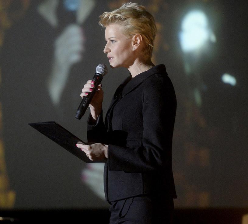Małgorzata Kożuchowska /Piętka Mieszko /AKPA