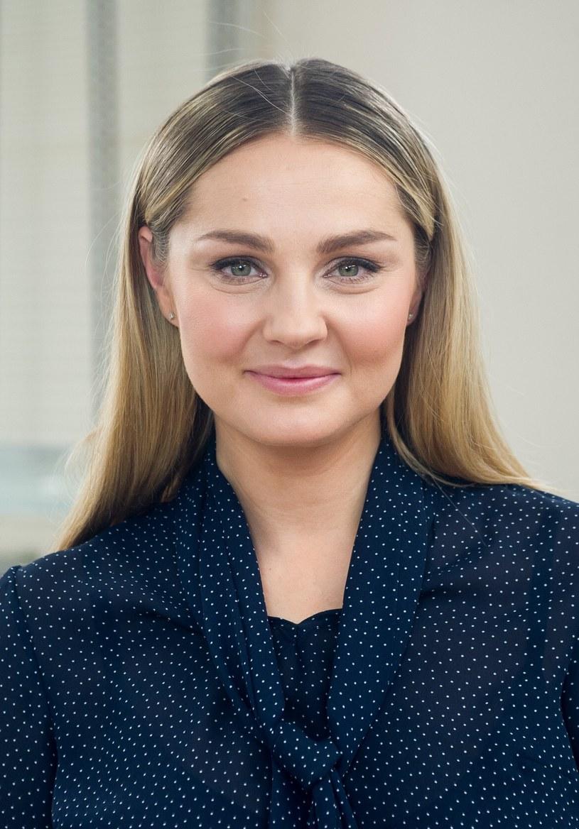 Małgorzata Kożuchowska /fot. Bartosz Krupa /East News