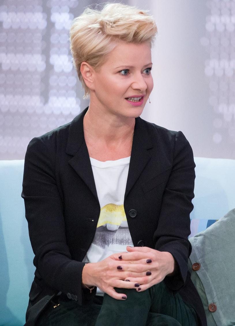Małgorzata Kożuchowska /Agencja FORUM