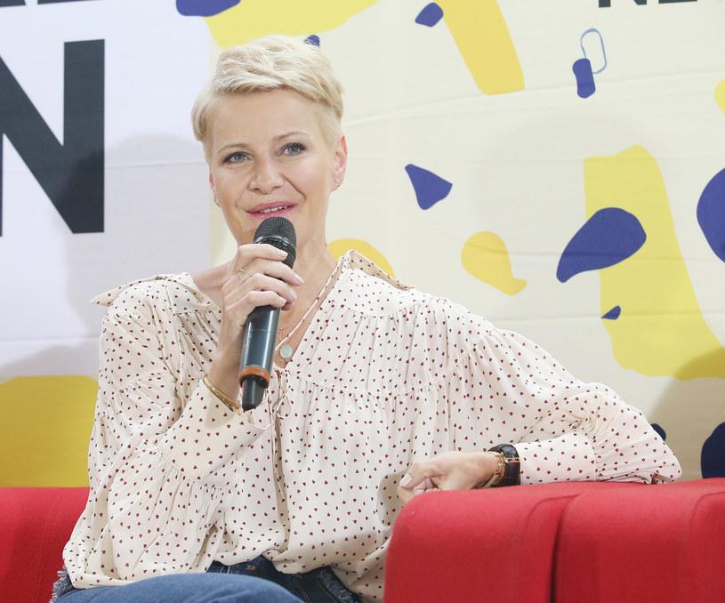 Małgorzata Kożuchowska /Damian Klamka /East News