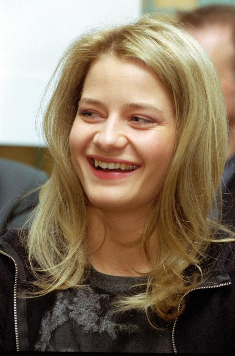 Małgorzata Kożuchowska /Krzysztof Wojda/Reporter /Reporter