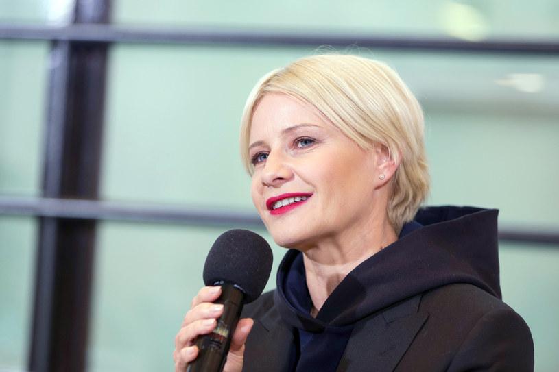 Małgorzata Kożuchowska /AKPA
