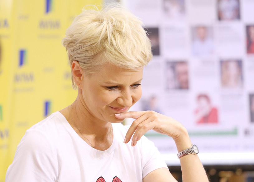 Małgorzata Kożuchowska /Mariusz Grzelak /Reporter