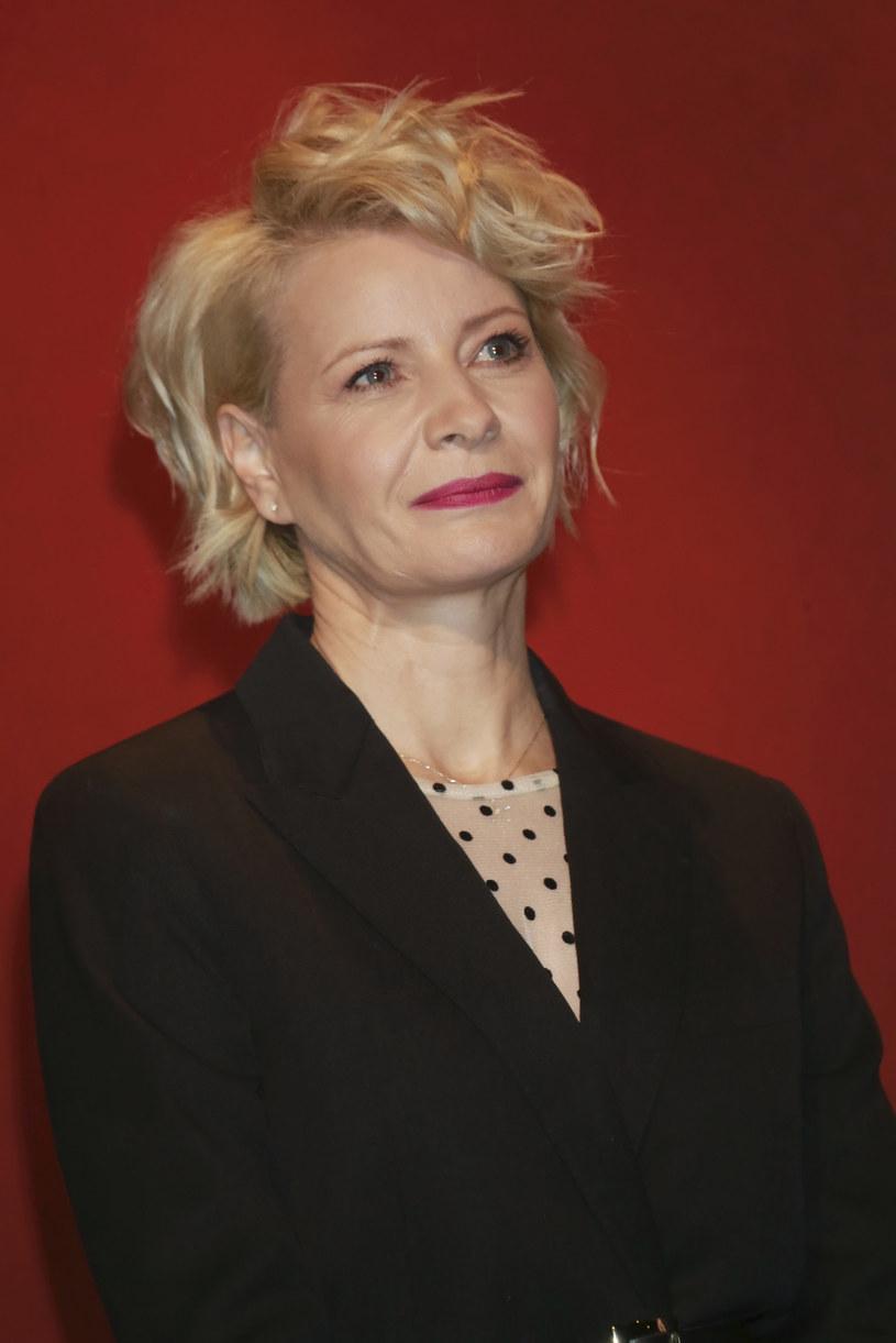 Małgorzata Kożuchowska /Jankowski /Reporter