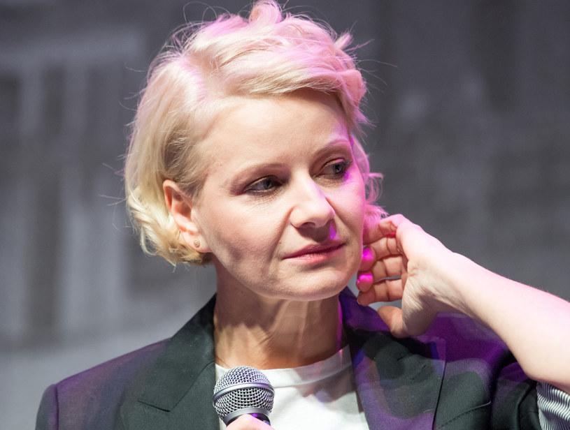 Małgorzata Kożuchowska /Wojciech Stróżyk /Reporter
