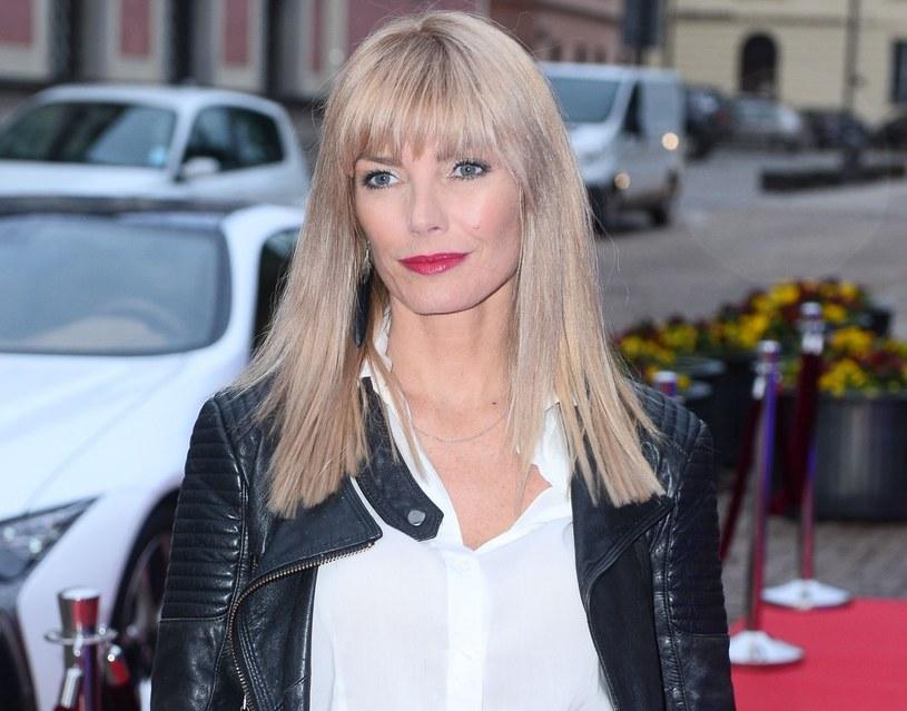 Małgorzata Lewińska ma artystycznie uzdolnioną córkę Helenę /VIPHOTO/EAST NEWS  /East News
