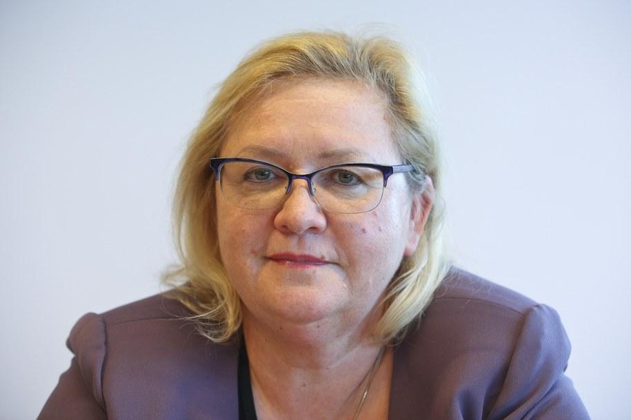 Małgorzata Manowska - I prezes Sądu Najwyższego /Rafał Guz /PAP