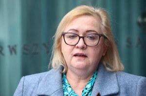Małgorzata Manowska: Nie boję się decyzji o odejściu ze służby