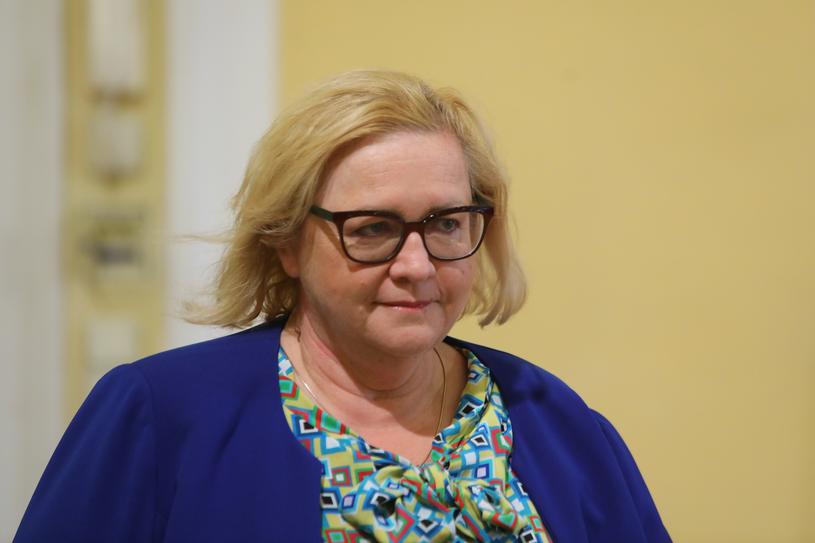 Małgorzata Manowska /Stanisław Kowalczuk /East News