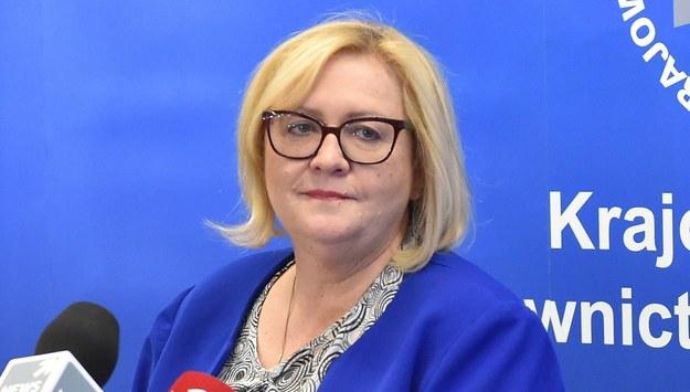 Małgorzata Manowska /Jacek Bednarczyk   /PAP