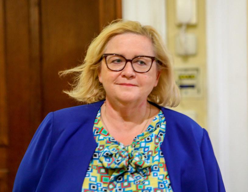 Małgorzata Manowska /Fot. Stanislaw Kowalczuk /East News