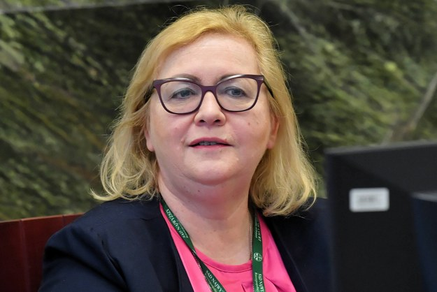 Małgorzata Manowska /Radek Pietruszka /PAP