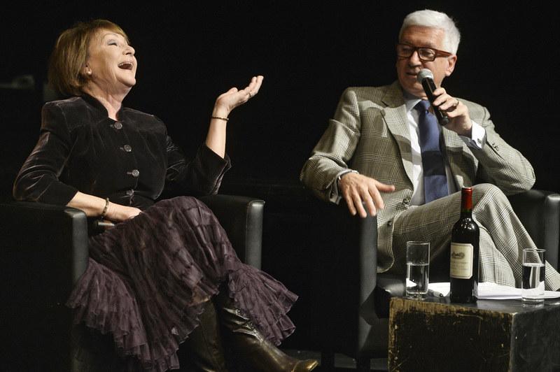 Małgorzata Niemirska i Ryszard Rembiszewski /Niemiec /AKPA