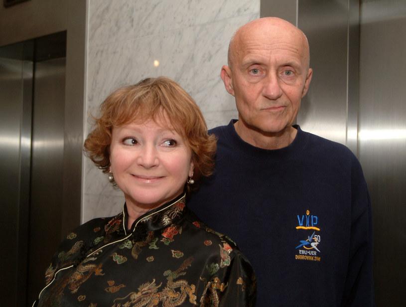 Malgorzata Niemirska, Marek Walczewski /Piotr Fotek /Reporter