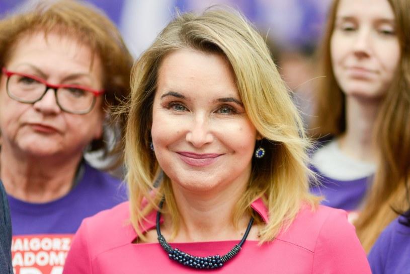 Małgorzata Niewiadomska-Cudak /Piotr Kamionka /Reporter
