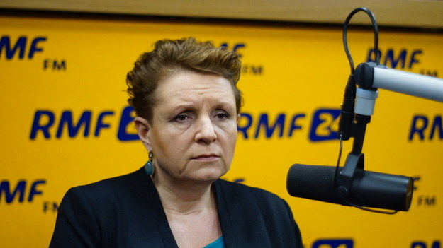 """Małgorzata Omilanowska: """"Bardzo bym chciała, żeby powstał bardzo dobry film o rotmistrzu Pileckim"""" /RMF"""