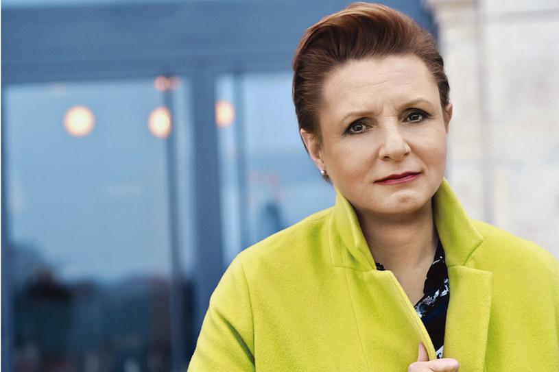 Małgorzata Omilanowska /fot. Martyna Galla /Pani