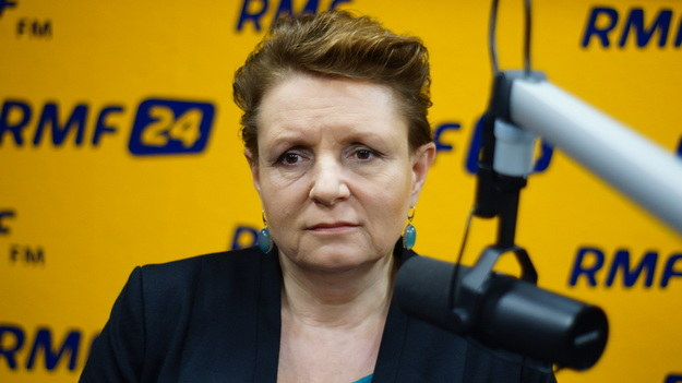 Małgorzata Omilanowska /AFP