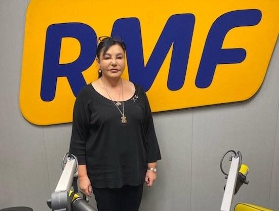 Małgorzata Ornatowska - lekarz medycyny estetycznej /RMF FM