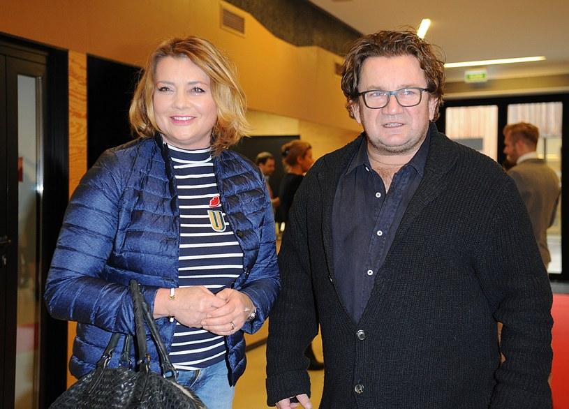Małgorzata Ostrowska-Królikowska i Paweł Królikowski /VIP PHOTO /East News