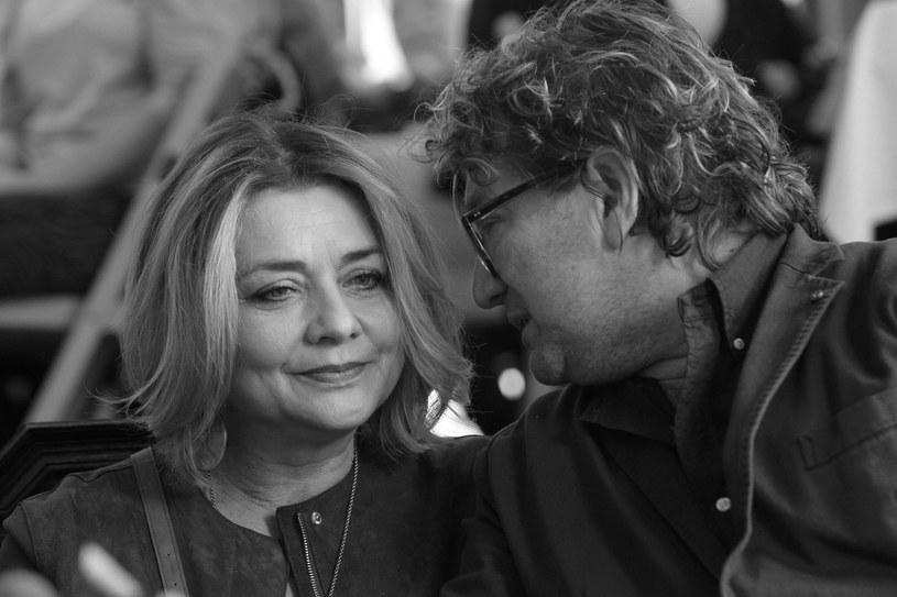 Małgorzata Ostrowska-Królikowska i Paweł Królikowski /Artur Hojny/Agencja SE /East News