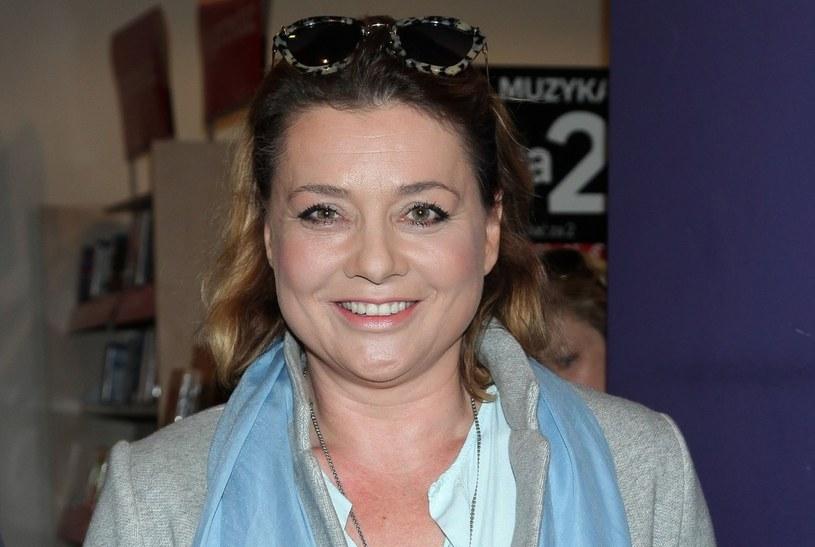 Małgorzata Ostrowska-Królikowska jest mamą pięciorga dzieci /VIPHOTO /East News