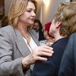 Małgorzata Ostrowska-Królikowska spędza czas z wnuczkiem! Rośnie jak na drożdżach!