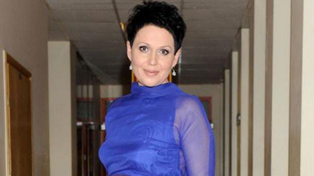 Małgorzata Pieńkowska kocha słodycze i sport /Agencja W. Impact