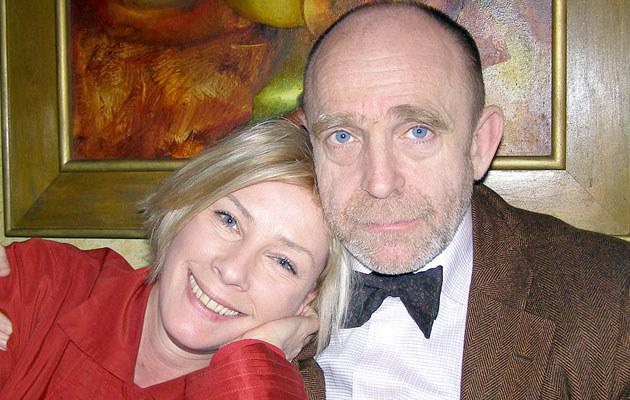 Małgorzata Potocka i Adam Gessler  /Agencja FORUM