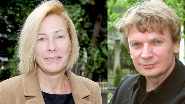 Małgorzata Potocka i Grzegorz Ciechowski /Agencja W. Impact