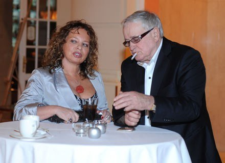 Małgorzata Potocka i Jan Nowicki /MWMedia
