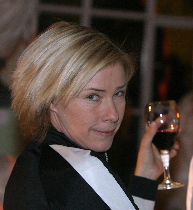 Małgorzata Potocka /- /East News