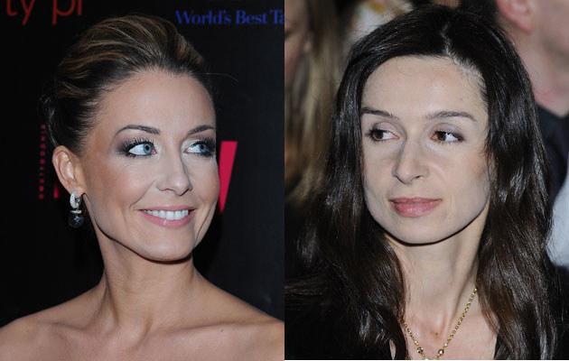 Małgorzata Rozenek i Marta Kaczyńska /MWMedia