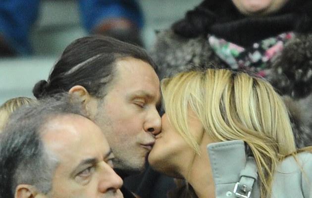 Małgorzata Rozenek i Radosław Majdan /Mateusz Jagielski /East News