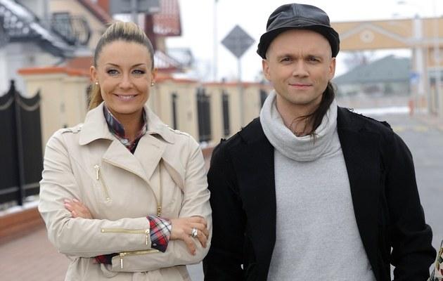 Małgorzata Rozenek i Tomasz Pągowski /Antoniak /MWMedia