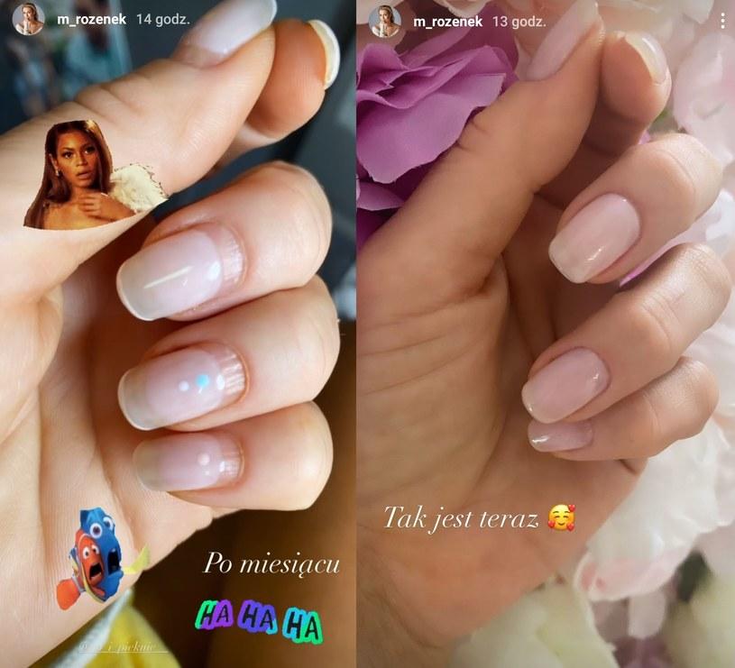 Małgorzata Rozenek-Majdan https://www.instagram.com/m_rozenek/ /Instagram /Instagram