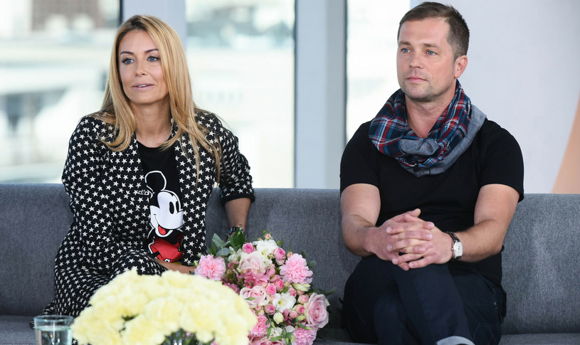 Małgorzata Rozenek-Majdan i Michał Kostrzewski /Tomasz Urbanek /East News