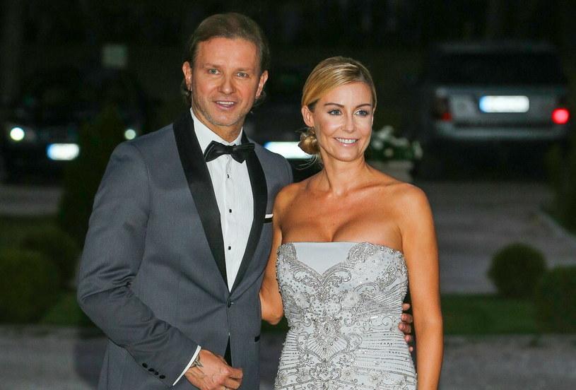 Małgorzata Rozenek-Majdan i Radosław Majdan 10 września obchodzą piątą rocznicę ślubu /Kamil Piklikiewicz /East News