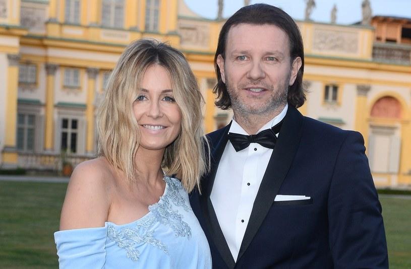 Małgorzata Rozenek-Majdan i Radosław Majdan często działają w duecie /Jarosław Antoniak /MWMedia