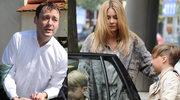 Małgorzata Rozenek-Majdan i Radosław Majdan wypoczywają na wczasach. Dzieci w domu pilnuje były mąż