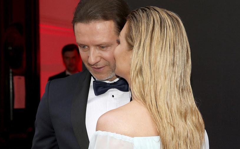 Małgorzata Rozenek-Majdan i Radosław Majdan /Podlewski /AKPA