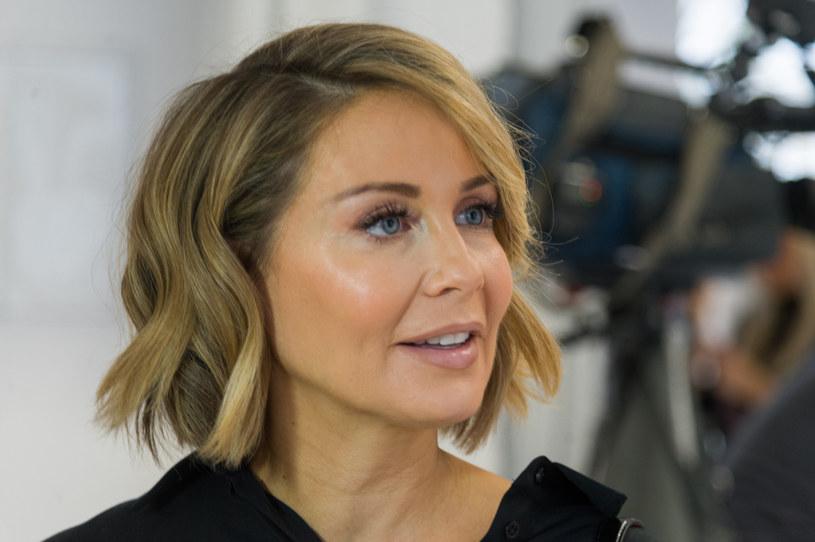 Małgorzata Rozenek-Majdan jest gotowa na nadchodzącą jesień /Artur Zawadzki /East News
