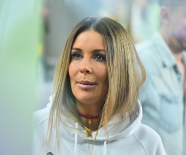Małgorzata Rozenek-Majdan ma posiniaczoną twarz