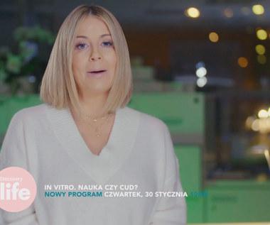 Małgorzata Rozenek-Majdan przybliża temat In Vitro