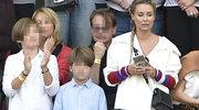 Małgorzata Rozenek-Majdan w niebezpieczeństwie! Jest przerażona tajfunem!